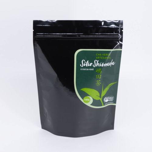 Chá Verde Orgânico 100g