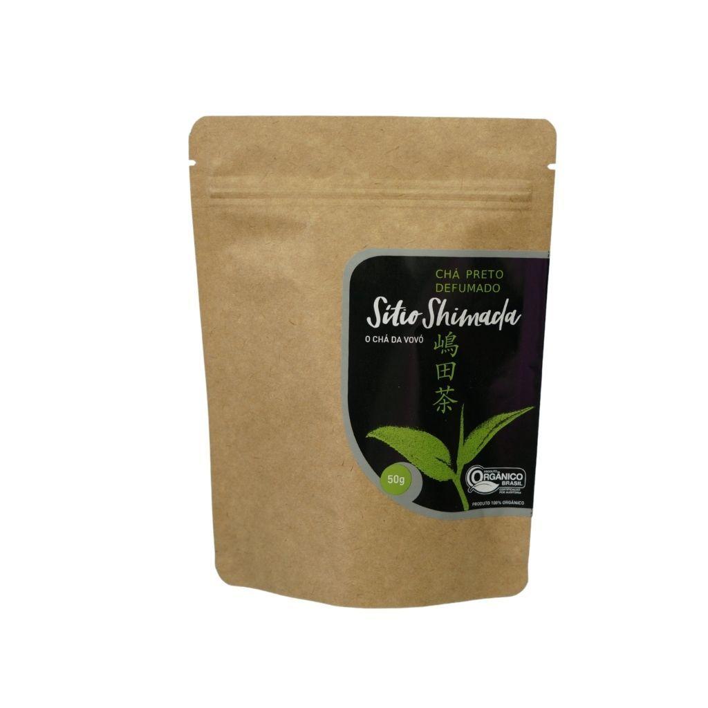Chá Preto Defumado Sítio Shimada